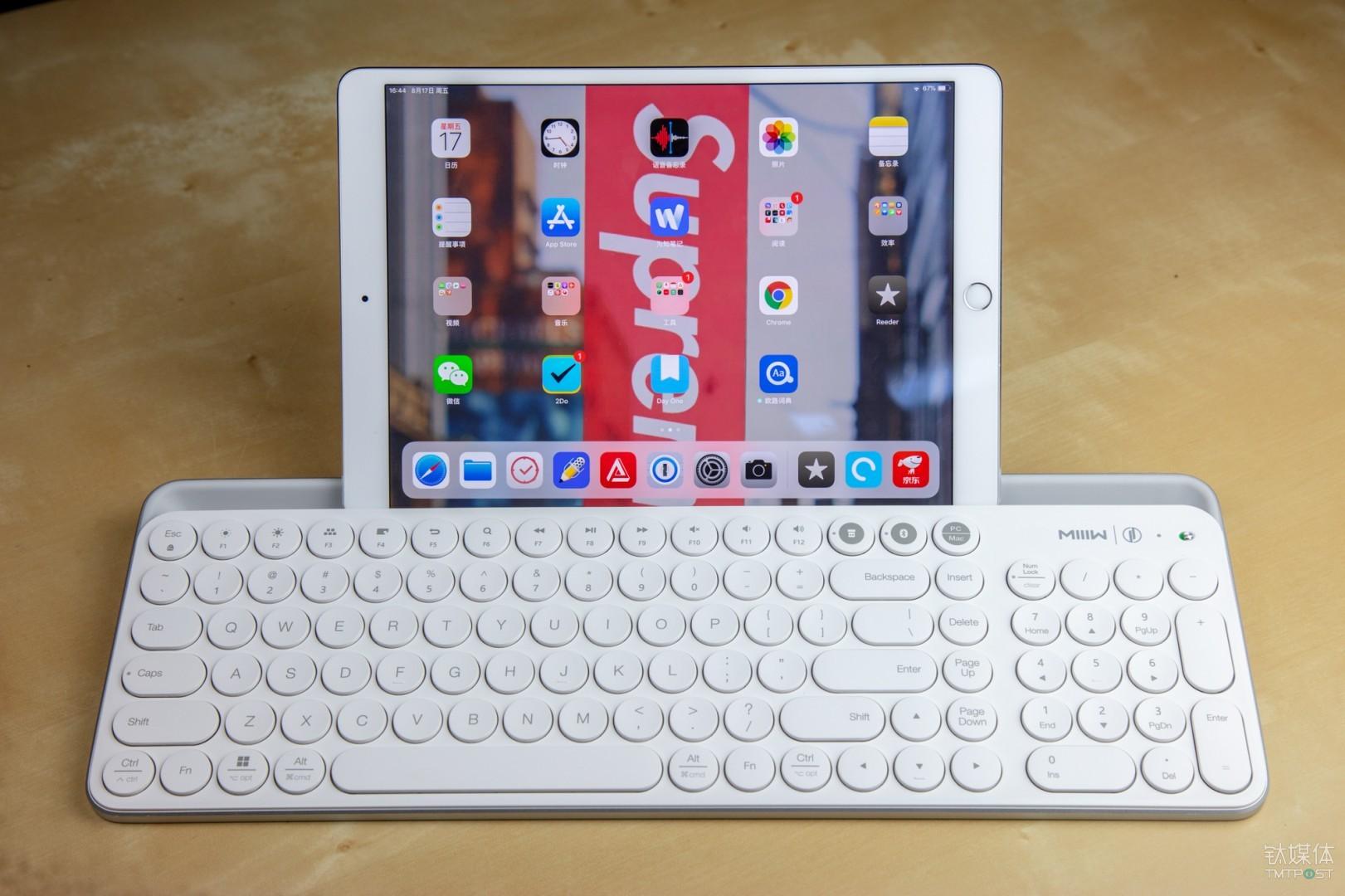 连接iPad